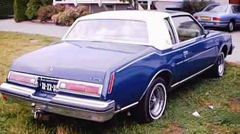 1978 Buick Regal Limited